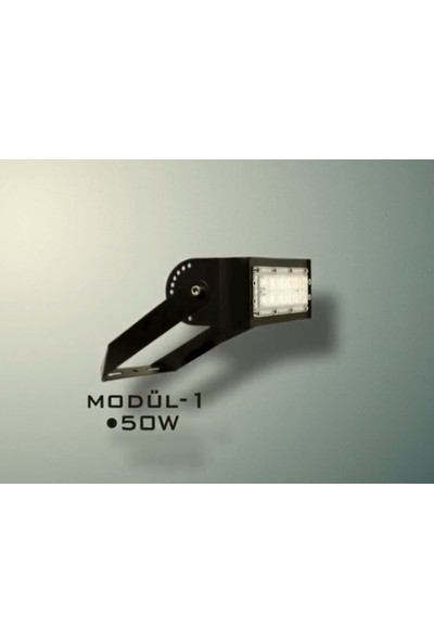 Nixon Led Multipro Projektör 50W 50D 5000K 6500 Lm Beyaz Işık