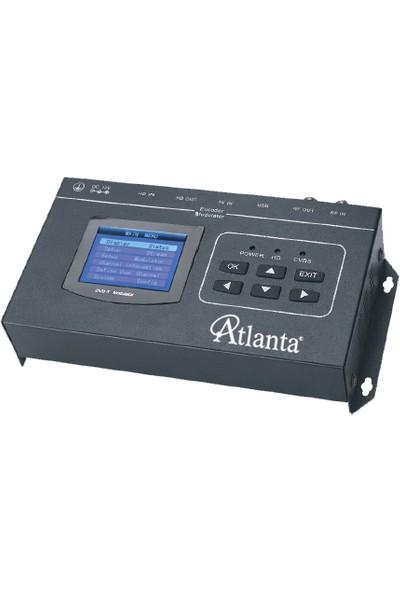 Atlanta ADM 01 DVB T Digital Modulatör