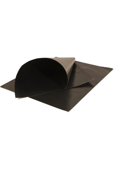 Waflos Teflon Mangal Örtüsü Yapışmaz Teflon Mangal Yıkanabilir Pratik