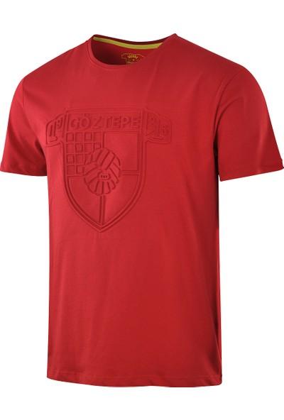 Göztepe Gözgöz Emboss Erkek T-Shirt