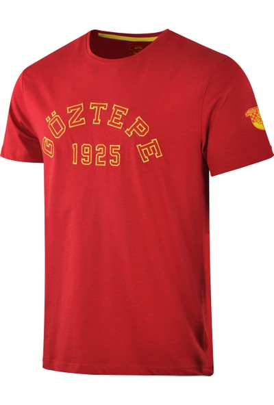 Göztepe Aplike Erkek T-Shirt