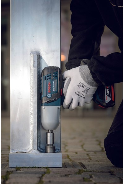 Bosch Professional GDS 18 V-LI HT 5 Ah Çift Akülü Darbeli Somun Sıkma Makinesi