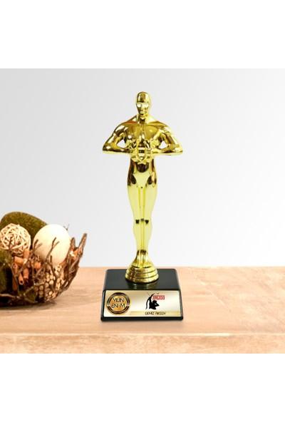 Leydi Collection Kişiye Özel Yılın En İyi Okçusu Oscar Ödülü