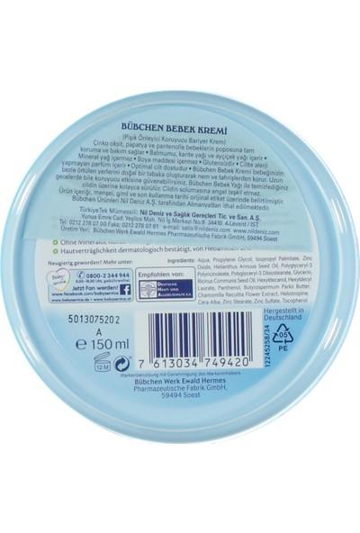 Bübchen Pişik Önleyici Bariyer Krem 150 ml