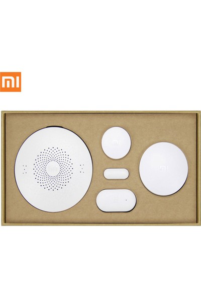 Xiaomi Mi Smart Home Ev Güvenlik Sistemi (Kapı/Pencere ve Hareket Sensörü)
