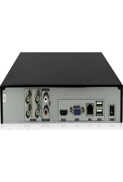 NextCam HD4650 1080P AHD DVR Cihazı 4 Kanal