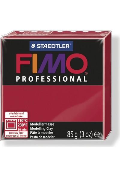 Staedtler Fimo Professional Polimer Kil 85Gr. Carmine