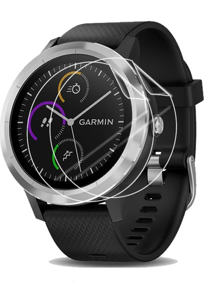 IPG Garmin Vivoactive 3 Ekran Koruyucu (2 Adet)