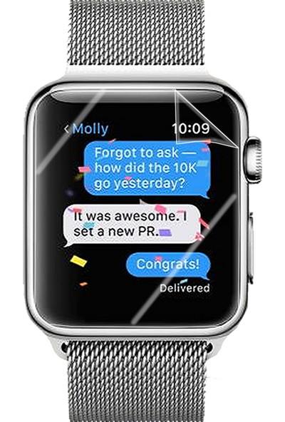 IPG Apple Watch 42Mm 1-2-3. Nesil Ekran Koruyucu (2 Adet)