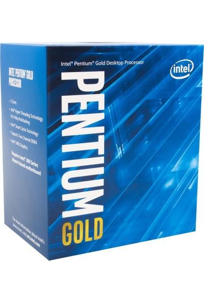 Intel Pentium G5400 3.70 GHz LGA1151 Coffee İşlemci