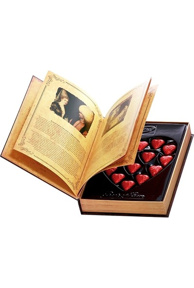 Bind Chocolate Book Of Love 225 gr