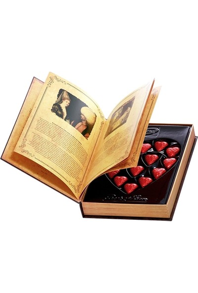 Bind Chocolate Book Of Love 225 gr