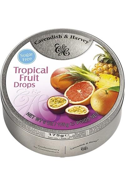 Cavendish Tropical Fruits Drops (Sugar Free) Tropical