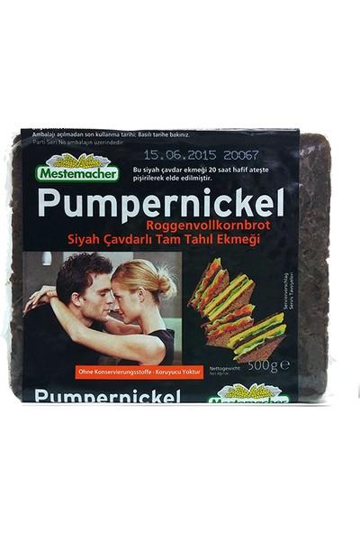 Mestemacher Siyah Çavdarlı Tam Tahıllı Ekmeği 500 gr