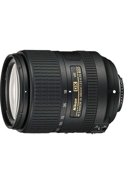Nikon 18-300 AF-S DX f/3,5-6,3 Dslr Lens