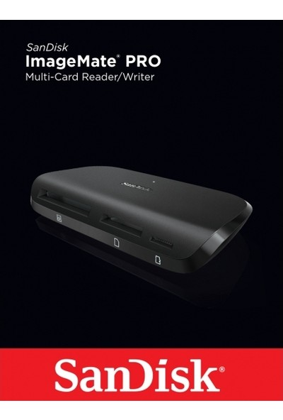Sandisk Imagemate PRO USB 3.0 Kart Okuyucu
