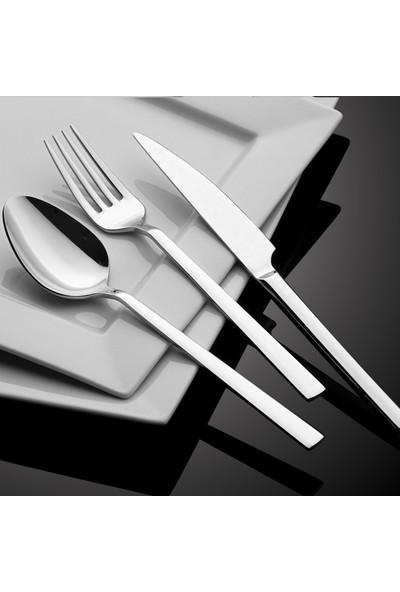 Hira 36 Parça Çatal Kaşık Bıçak Seti Çubuk