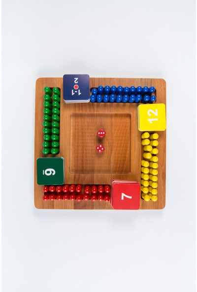Muni̇ Toys Tacatuca Ahşap Zeka Oyunu