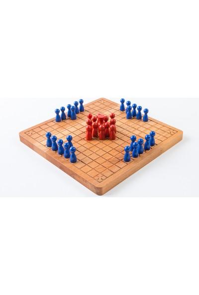 Muni̇ Toys Castrum Ahşap Zeka Oyunu