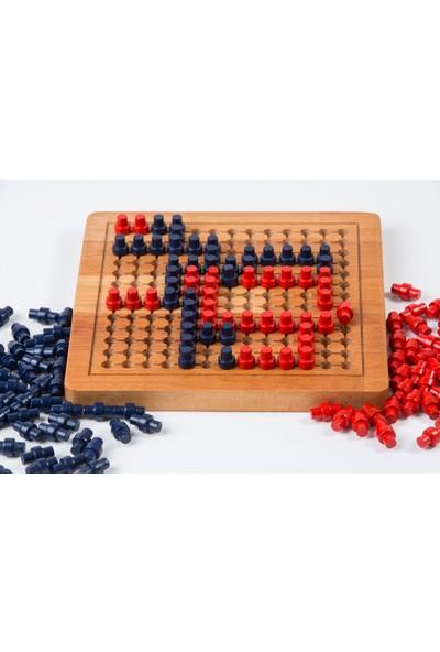 Muni̇ Toys Obsidio Ahşap Zeka Oyunu
