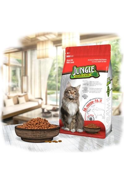 Jungle 500 Gr Kuzulu Yetişkin Kedi Maması