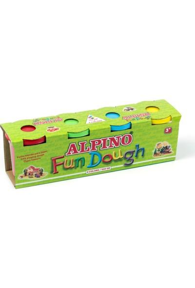Alpıno 4 Lü Oyun Hamuru 130 Gr-Dp-0302