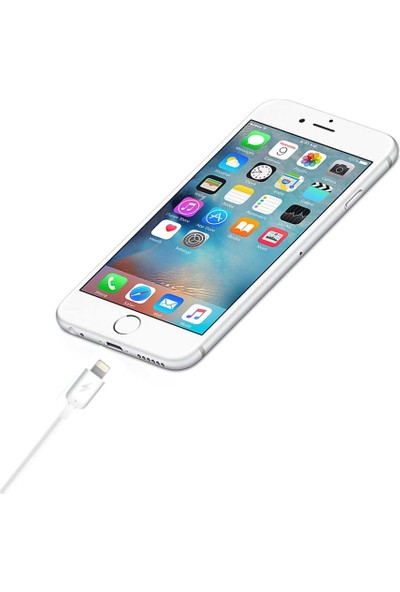 Soultech 2.0 A Apple Lightning Data Şarj Kablosu