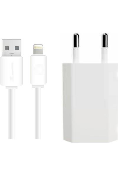 Soultech 1000 mAh iPhone Lightning USB Şarj Aleti Ve Kablo
