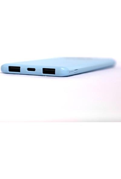 Soultech 5.0 A Ultra İnce 2 USB Powerbank Taşınabilir Şarj Cihazı