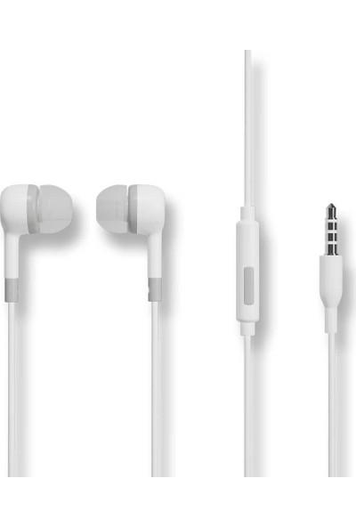 Soultech Mikrofonlu Kulaklık Beyaz (KK001B)