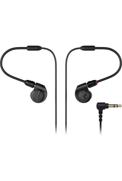 Audio Technica E40 Profesyonel Monitör Siyah Kulak İçi Kulaklık