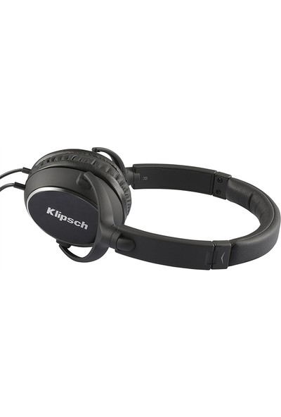 Klipsch R6i On-Ear Siyah Kulak Üstü Kulaklık