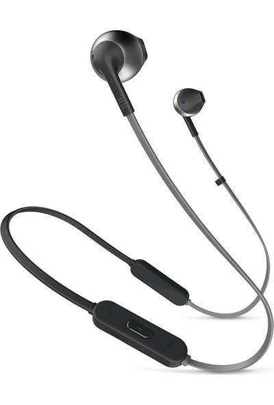 JBL T205BT Siyah Bluetooth Mikrofonlu Kulak İçi Kulaklık