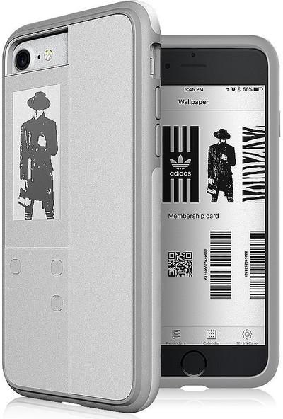 Oaxis InkCase IVY White Mica iPhone Uyumlu Akıllı Kılıf