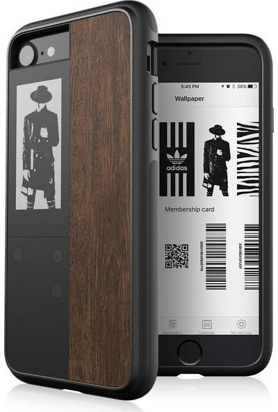 Oaxis InkCase IVY Rose Wood iPhone Uyumlu Akıllı Kılıf