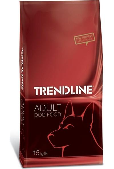 Trendline Kuzu Etli Yetişkin Köpek Mamasi 15 Kg