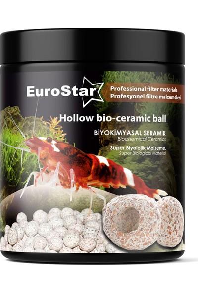 Eurostar Hollow Bio Balls Biolojik Filtre Malzemesi 1Lt 815gr