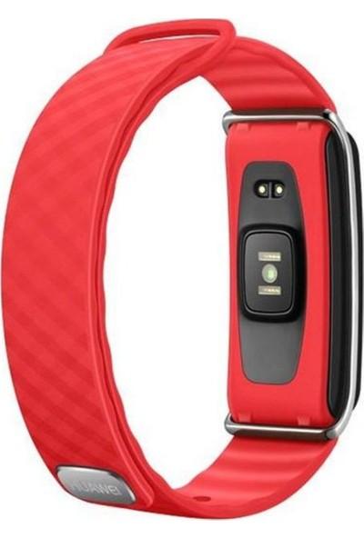 Huawei Band A2 Akıllı Bileklik - Kırmızı (Huawei Türkiye Garantili)