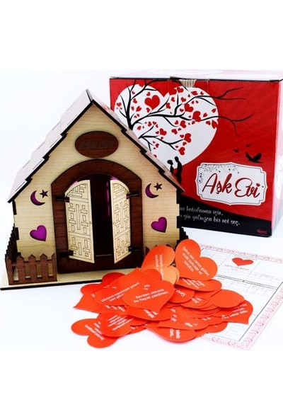 Hedi̇ye Mani̇a Romantik Aşk Evi