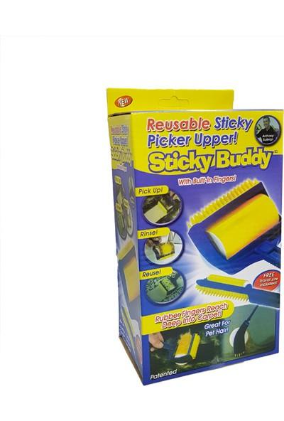 Sticky Buddy Yıkanabilen Tüy ve Toz Toplama Rulosu