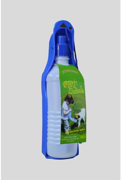 Htbrush Portatif Köpek Suluğu 500 Ml