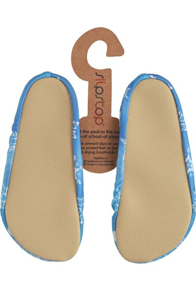 Slipstop Disney Brilliant Kız Çocuk Kaydırmaz Ayakkabı - Patik