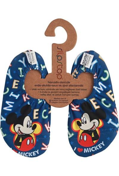 Slipstop Disney Lazy Erkek Çocuk Kaydırmaz Ayakkabı - Patik