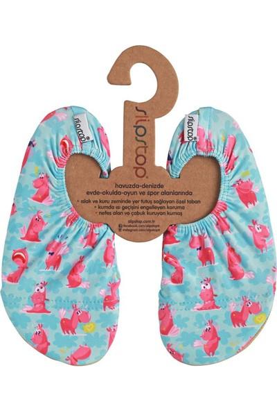 Slipstop Hippocorn Kız Çocuk Kaydırmaz Ayakkabı - Patik
