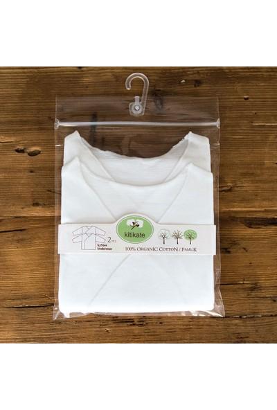 Kiti Kate S77602 2li Organik Bebek İç Zıbın