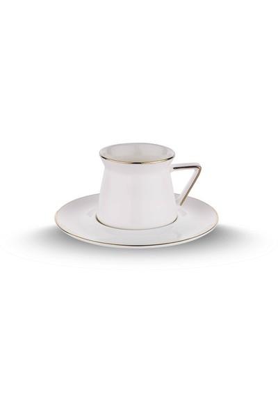 Schafer 6 Kişilik Ottoman Kahve Fincan Takımı - Gld06/88841