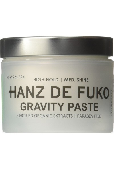 Hanz De Fuko Scheme Cream Orta Tutuş Sağlayan - Orta Derece Parlak