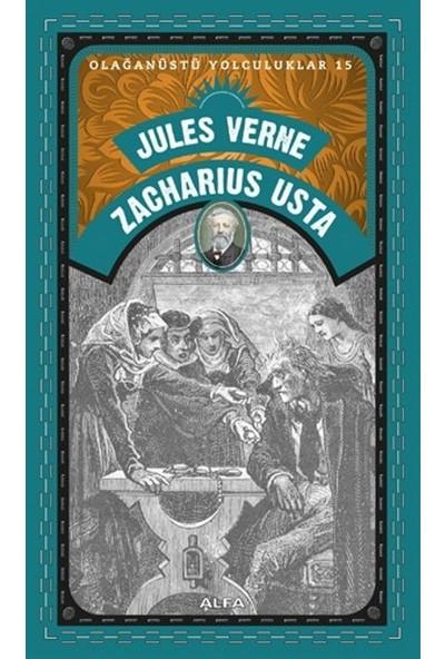 Zacharius Usta - Jules Verne