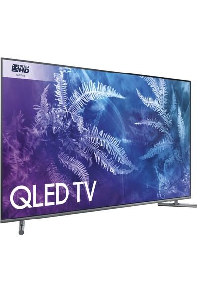 "Samsung 75Q6F 75"" 190 Ekran 4K UHD Smart QLED TV"
