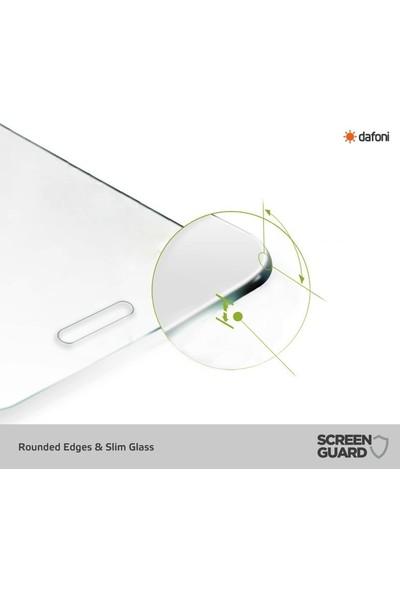 Dafoni LG Q6 Tempered Glass Premium Cam Ekran Koruyucu